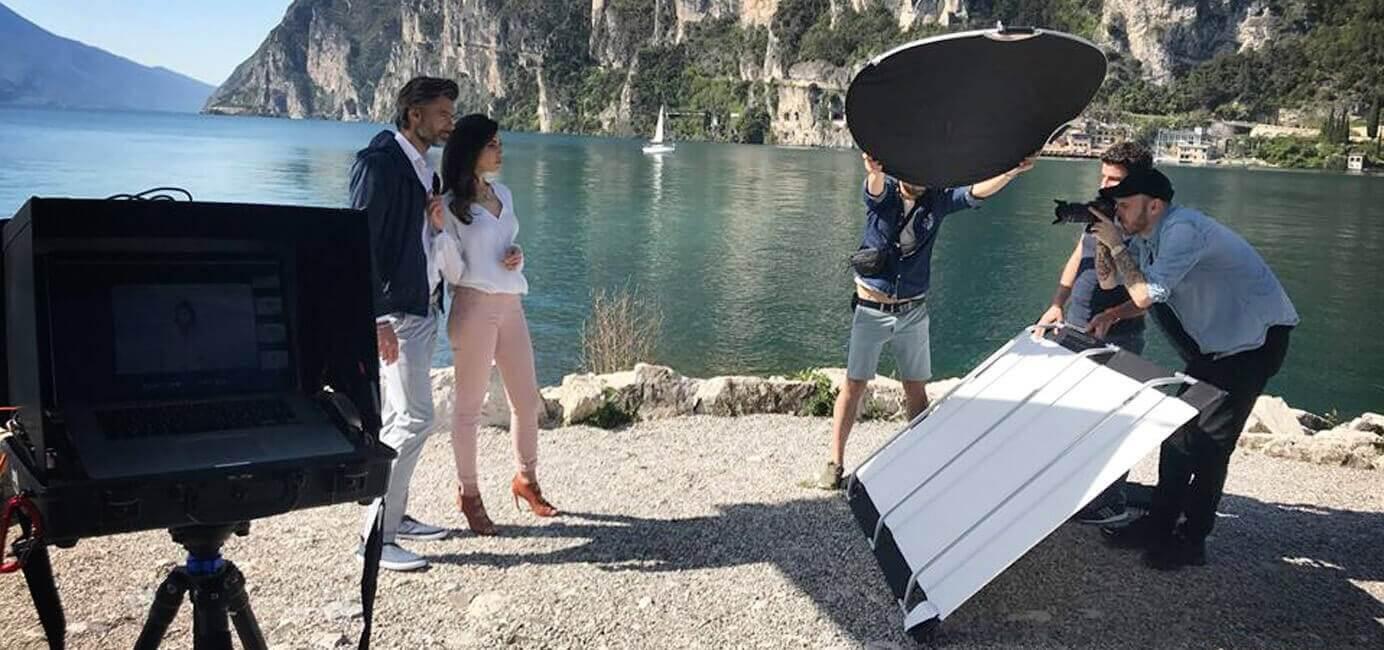 Al-Coro-News-Kampagnenshooting-am-Gardasee